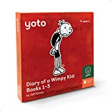 Yoto Wimpy Kids Collection by Jeff Kinney – Kids Audio Story Cards for Yoto Player Children's Speaker | IncludingDiary of Wim