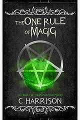 The One Rule of Magic (TotenUniverse Book 4) Kindle Edition
