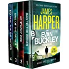 The Evan Buckley Thrillers: Books 1 - 4 (Evan Buckley Thrillers Boxsets)