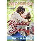Residual Burn: (A Redwood Ridge Romance Book 4)
