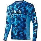 HUK Mens Icon X Camo Shirt   Long-Sleeve Performance Shirt