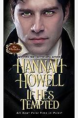 If He's Tempted (Wherlocke Book 5) Kindle Edition
