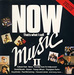 NOW Thats What I Call Music! 2 [12 inch Analog]