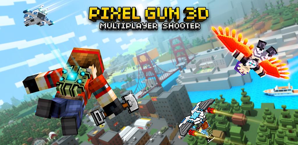 Amazon.co.jp: Pixel Gun 3D (P...