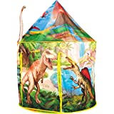 Dinosaur Play Tent | Realistic Dinosaur Design Kids Pop Up Play Tent for Indoor and Outdoor Fun, Imaginative Games, Toys & Gi