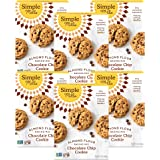 Simple Mills Almond Flour Mix, Chocolate Chip Cookie, 9.4 oz, 6 Count