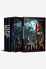 Reapers Redemption Box Set Complete Series: Books 1-3 (Grim, Dire, Rise) (Reaper's Redemption) Kindle Edition