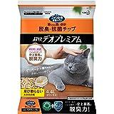 ニャンとも清潔トイレ 猫砂 脱臭・抗菌チップ 超快デオプレミアム 大きめの粒4.4L