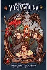 Critical Role Vox Machina: Origins Volume 1 Kindle Edition