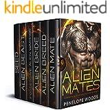 Alien Mates: Limited Edition Science Fiction Romance Boxset