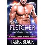 Fletcher: Stargazer Alien Mystery Brides #2 (Intergalactic Dating Agency)