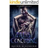 Fae's Concubine: A dark paranormal romance, enemies to lovers (Dark Fae: Black World Book 4)