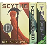 Arc of a Scythe Trilogy: Scythe; Thunderhead; The Toll