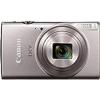Canon コンパクトデジタルカメラ IXY 650 シルバー 光学12倍ズーム/Wi-Fi対応 IXY650SL