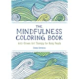 Mindfulness Coloring Book: The Adult Coloring Book for Relaxation with Anti-Stress Nature Patterns and Soothing Designs: 1