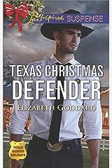 Texas Christmas Defender (Texas Ranger Holidays Book 3) Kindle Edition