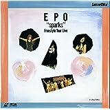 EPO sparks Free Style Tour Live[EPO][Laser Disc]