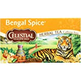 Celestial Bengal Spce Herbal Tea 20 Teabags