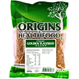 Origins Organic Golden Flaxseed, 500g