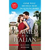 Claimed By The Italian/Her Forgotten Lover's Heir/The Italian's Revenge/Untamed Italian, Blackmailed Innocent