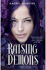 Hex Hall: Raising Demons Kindle Edition