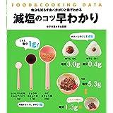 減塩のコツ早わかり (FOOD&COOKING DATA)