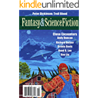 The Magazine of Fantasy & Science Fiction September/October…