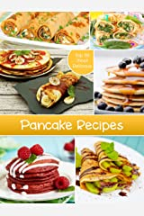 Top 50 Most Delicious Pancake Recipes (Recipe Top 50's) Kindle Edition