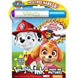 Nickelodeon PAW Patrol 24-Page Imagine Ink with Mess Free Marker Bendon 38709