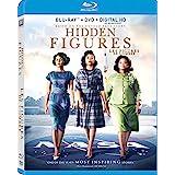 Hidden Figures [Blu-ray + DVD + Digital HD]