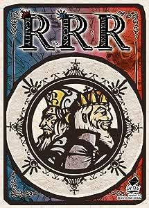 RRR ~Regalith vs. Religion : Revolution~