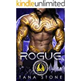 Rogue: A Sci-Fi Academy Romance (Alien Warrior Academy Book 1)
