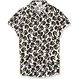 [ナラ カミーチェ] 踊り子プリントキャップスリーブシャツ 10-01-04-065 レディース