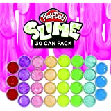 Play-Doh - Slime Mega Pack - 30x tubs of Non Toxic Slime Compound - Kids Creative Toys - Ages 3+