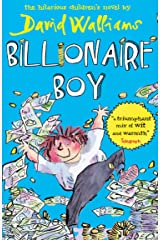 Billionaire Boy Kindle Edition