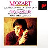 Cho-Liang Lin - Mozart: Violin Concerto No.3.5/ Raymond Leppard [IMPORT (EU)]