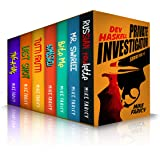 Dev Haskell Box Set 1-7 (Dev Haskell - Private Investigator Book 1)