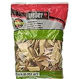 ウェーバー(Weber) バーベキュー コンロ BBQ グリル ウッドチップ-アップル スモークチップ 燻製 【日本正規品】 17138