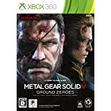 メタルギアソリッドV グラウンド・ゼロズ 通常版 - Xbox360