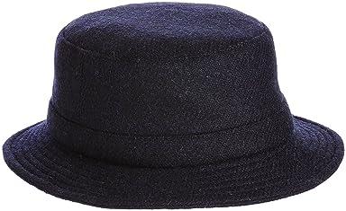 Harris Tweed Hat 11-41-2719-017: Navy