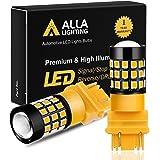Alla Lighting Super Bright LED 3157 Bulb High Power 2835-SMD 4157 3457 3156 3057 3157 LED Bulb for Turn Signal Blinker Light