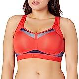 Champion Womens B1526 Motion Control Underwire Sports Bra - red