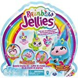 Rainbow Jellies 6056248, Creation Kit with 25 Surprises to Make Your Own Squishy Characters, for Kids Aged 6 and Up