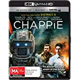 Chappie (4K Ultra HD + Blu-ray)