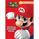 Super Mario Official Sticker Book