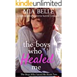 The Boys Who Healed Me: A Contemporary Reverse Harem Romance (The Boys Who Saved Me, Book 2)