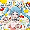 魔法少女サイト-穴沢 虹海(あなざわ にじみ)-アニメ-iPad壁紙79779
