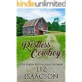 Her Restless Cowboy: A Buttars Brothers Novel (Steeple Ridge Romance Book 2)