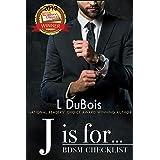 J is for...: Standalone Billionaire Club Romance (BDSM Checklist Book 10)