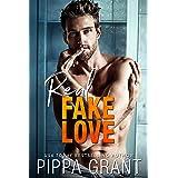 Real Fake Love (Copper Valley Fireballs Book 2)